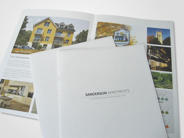 Property Brochure Design for Estate Agents and Property