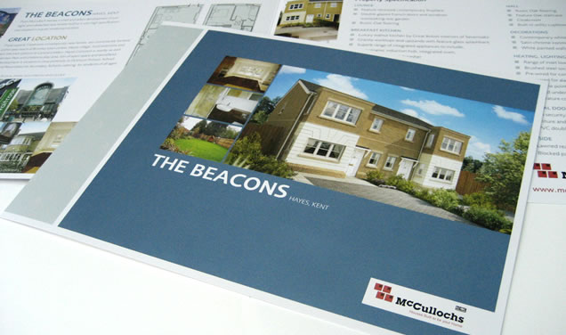 Property Brochure Design For Estate Agents And Property Developers