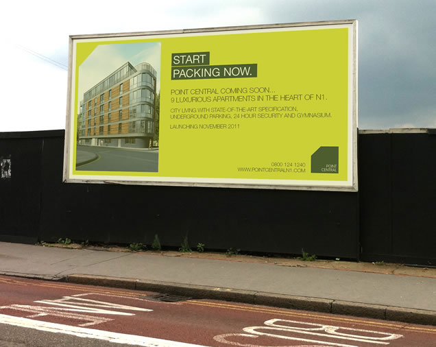 PropertyPromo External Display, Site Boards & Hoarding